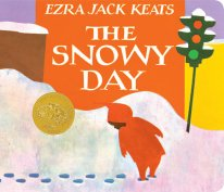 The Snowy Day by Ezra Jack Keats, Board Book Edition