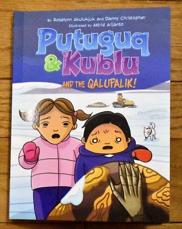 Putuguq and Kublu 2 Qalupalik cover resized